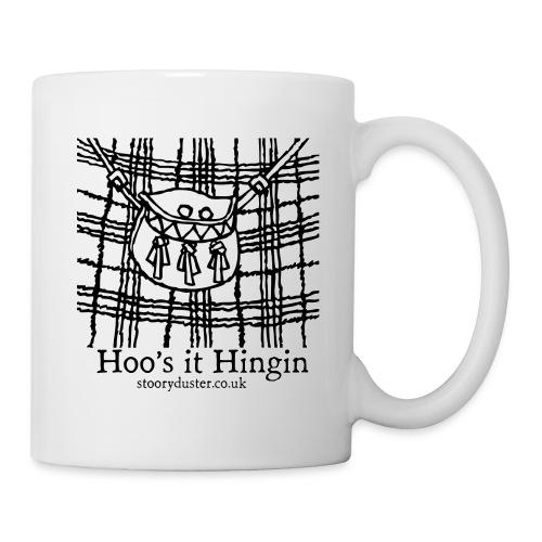 Grinning Sporran greeting - Mug