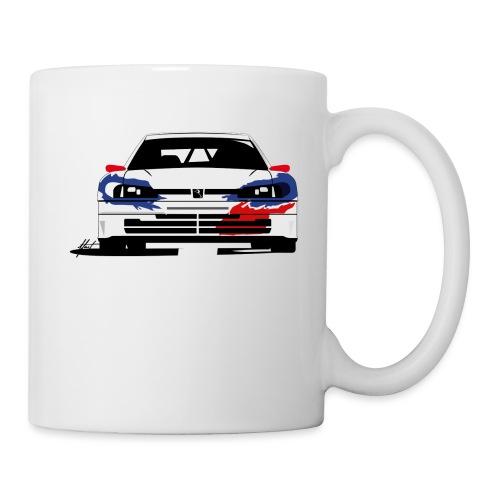 306 Maxi Rallye Tarmac Queen - Mug blanc
