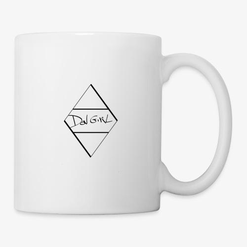 Dev Girl - Mug blanc