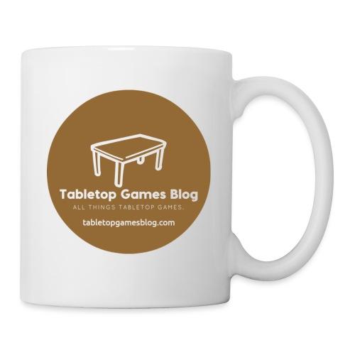 Circle Logo Brown - Mug