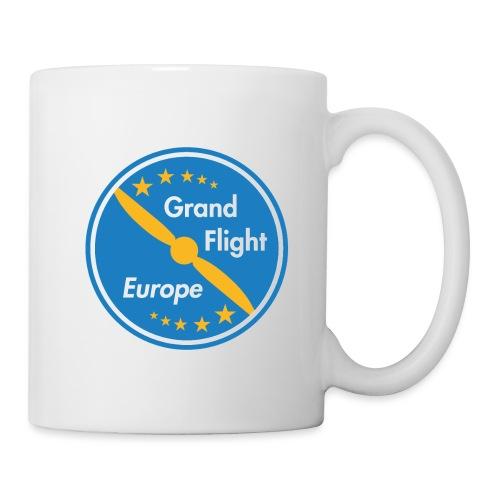 Grand Flight Europe Logo - Tasse