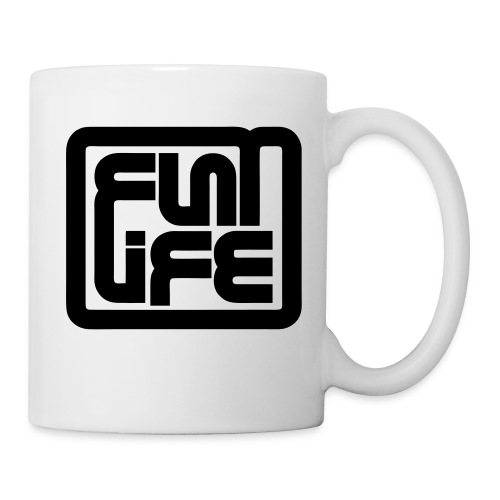 Flatlife Records BLACK - Mug