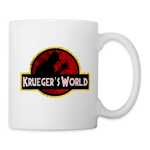 Krueger' World - Mug blanc