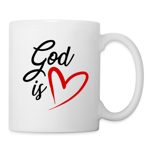 God is love 2N - Tazza