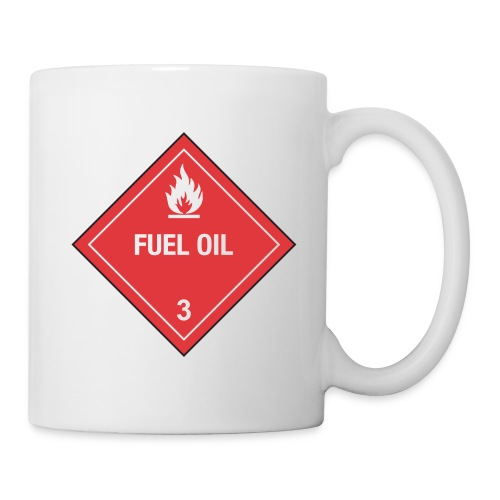 Flammable Fuel Oil - Mug