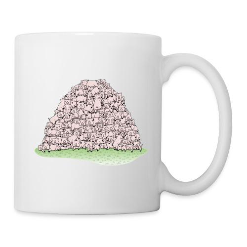 Der Sauhaufen - Tasse