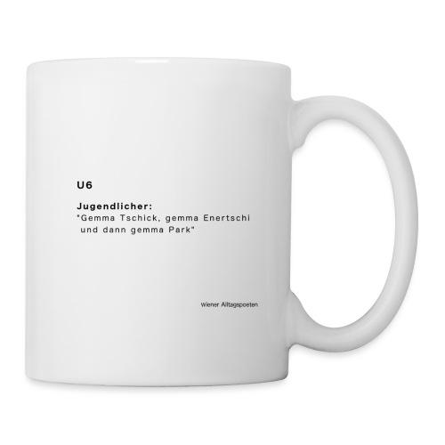 Wiener Alltagspoeten_Gemma Tschick - Tasse
