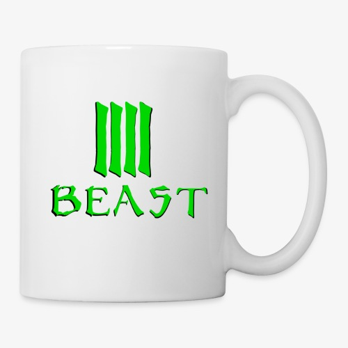 Beast Green - Mug
