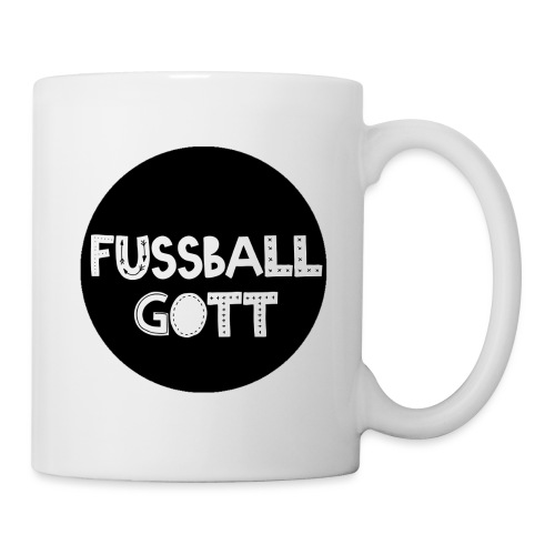 Fussball Gott - Tasse
