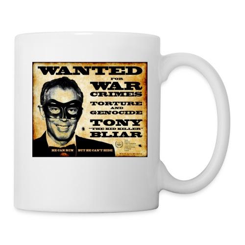 Wanted - Mug