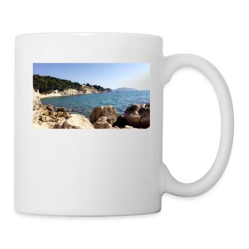 Corniche - Mug blanc