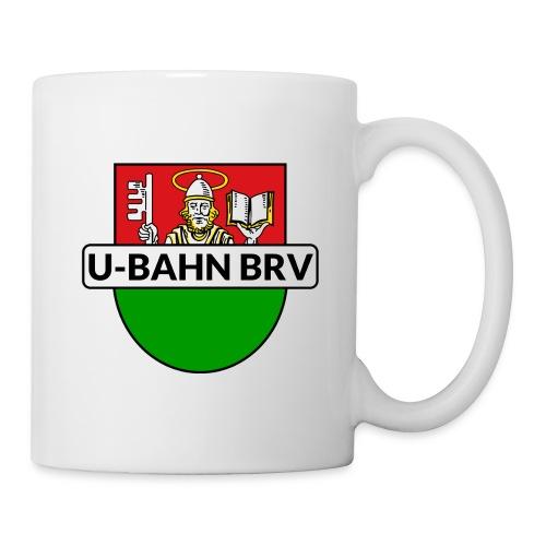 U-Bahn Bremervörde Logo - Tasse