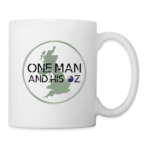 One Man and his Oz Logo - Mug