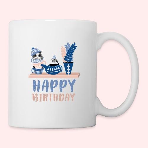 Happy Birthday Geburtstag - Tasse