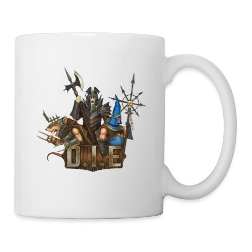 THE logo - Evil Characters - Mug
