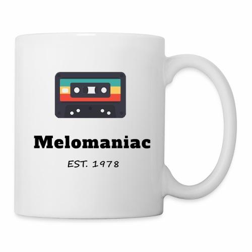 Melomaniac Vintage - Tasse