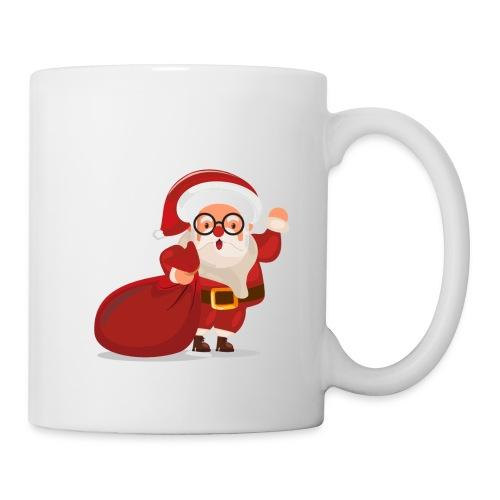 Christmas 02 - Mug blanc