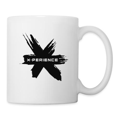 x-perience - Das neue Logo - Tasse