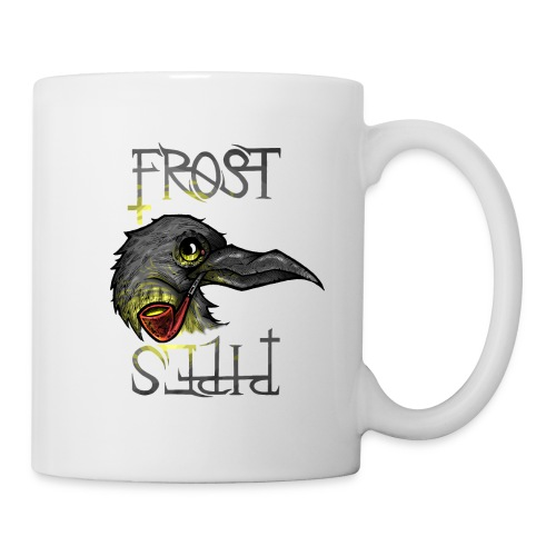 Frost Pipes Crow - Mug