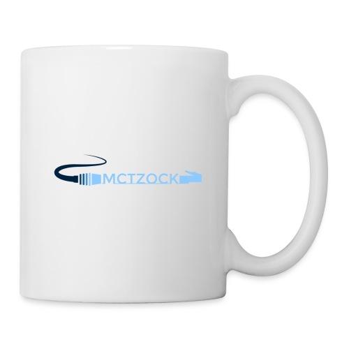 Logo schlicht - Tasse