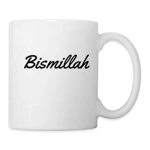 Bismillah - Tasse
