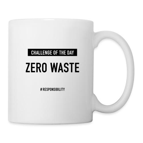 Zero Waste-Challenge: Für einen guten Arbeitstag - Tasse