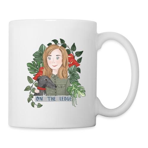 Jane and Wolfie - Mug