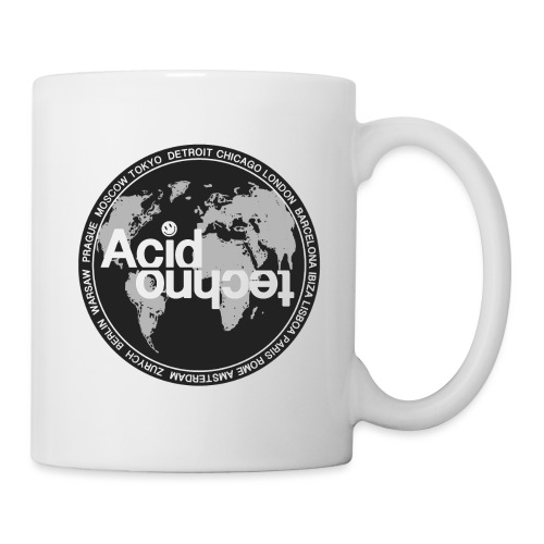 acid techno world - Kubek