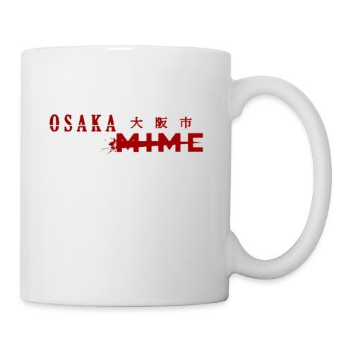 Osaka Mime Logo - Mug