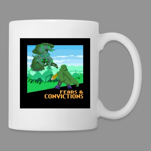 Fears and convictions (Chiptune) - Mug