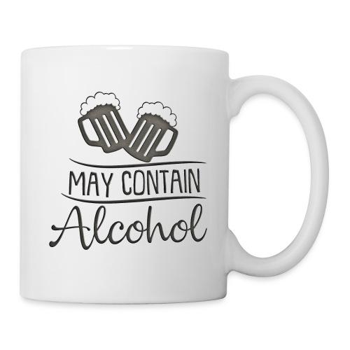 May contain alcohol - Mug