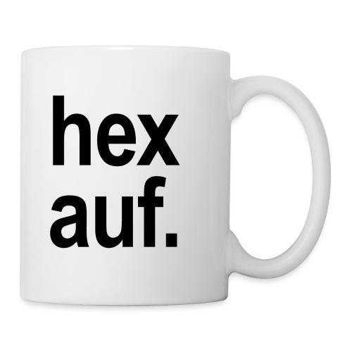 hex auf. - Tasse