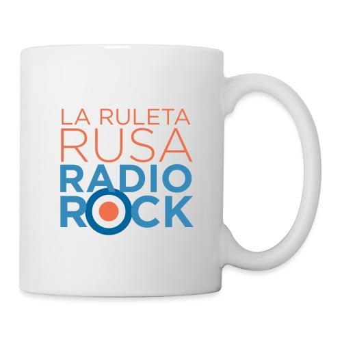 La Ruleta Rusa Radio Rock. Portrait Primary. - Taza