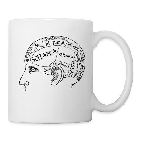 Kopfsache - Tasse