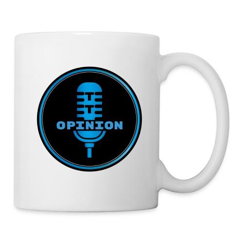 Throw The Opinion - Mug