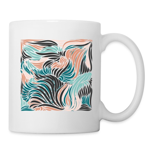 Abstract lines - Tazza