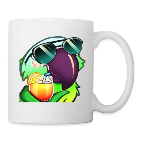 Cool Parrot - Tasse