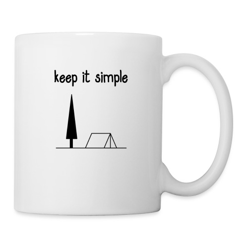 keep it simple - Tasse