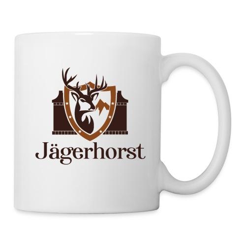 Jägerhorst Logo - Tasse