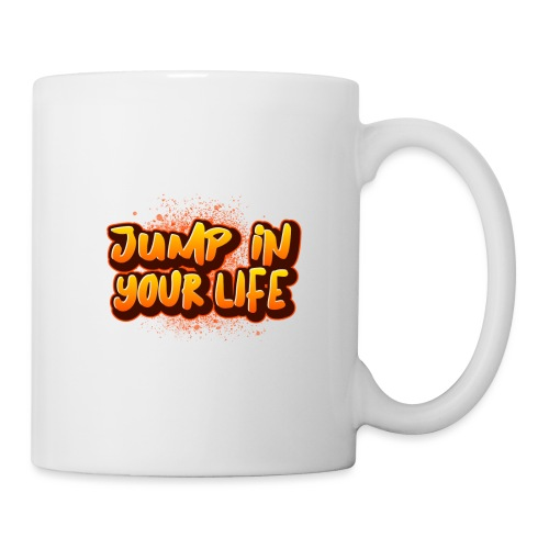 La vie... - Mug blanc