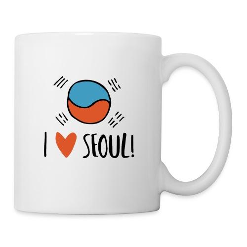 Seoul - Tasse
