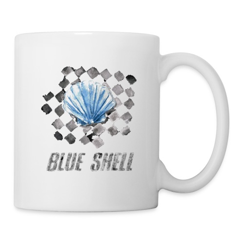 BLUE SHELL WINTER EDITION - Tasse