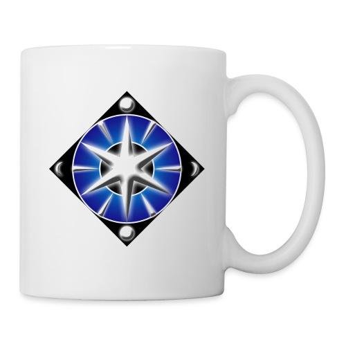 Blason elfique - Mug blanc
