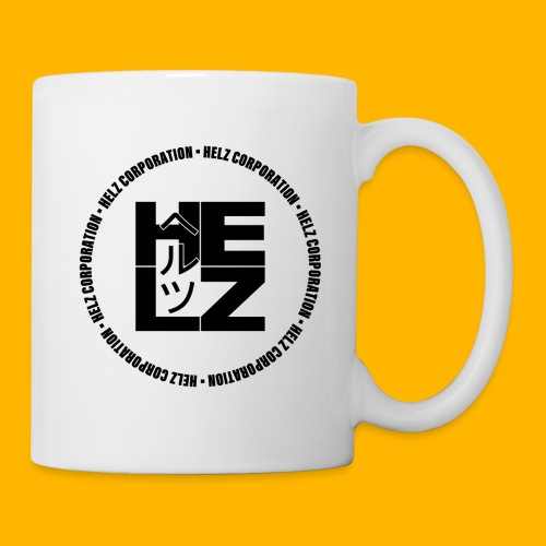 HELZ CORPORATION - Mug blanc