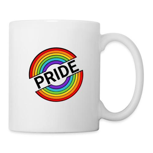 Pride regnbue - Kop/krus
