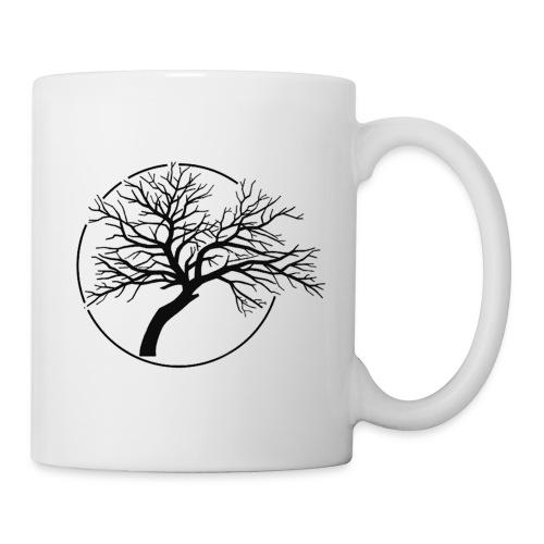 Vain and Hopeless - Tree icone_bk - Mug blanc