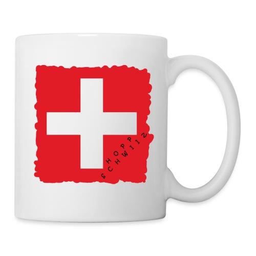 Schweiz 21.1 - Tasse