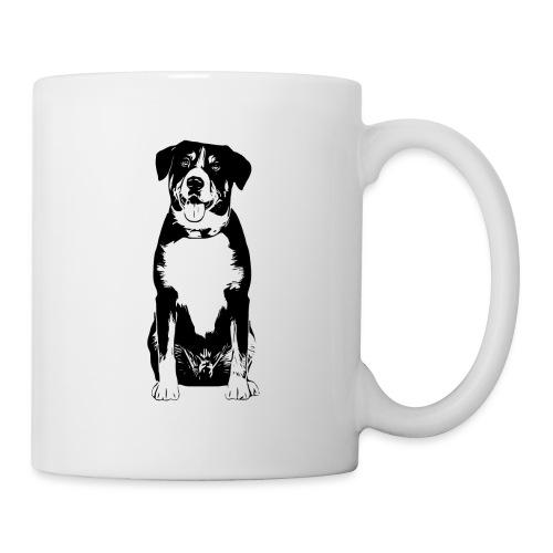 Entlebucher Sennenhund Hunde Design Geschenkidee - Tasse