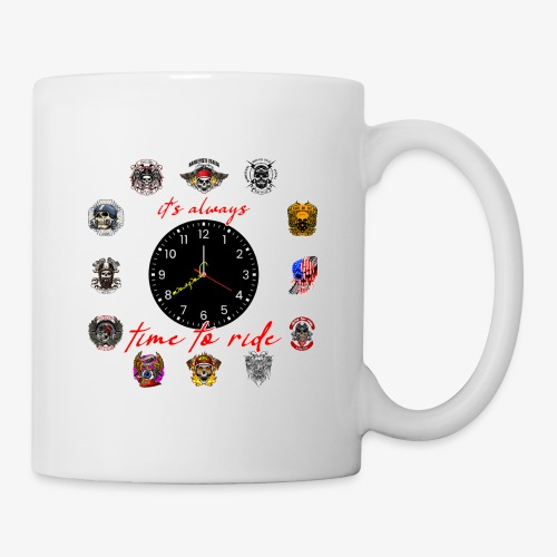It's always time to ride - Collection - Tazza