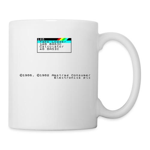 Spectrum ZX+2 - Mug blanc